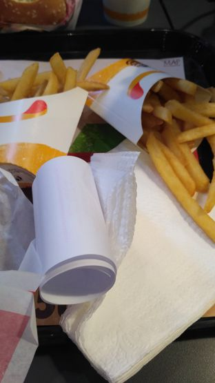 Foto 3 - Makanan(French fries) di Burger King oleh Mas Adi  Nugraha