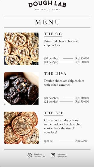 Foto review Dough Lab oleh kulinerjktmurah | yulianisa & tantri 1