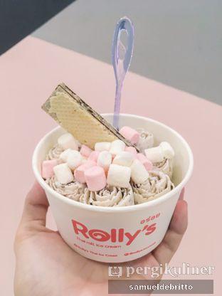 Foto 1 - Makanan di Rolly's Thai Ice Cream oleh Samuel Debritto