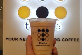 Foto Timbre Coffee