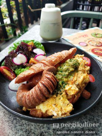 Foto Makanan di Pish & Posh