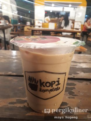 Foto 4 - Makanan(Kopi susu) di Aiola Food Caravan Drink oleh maya hugeng