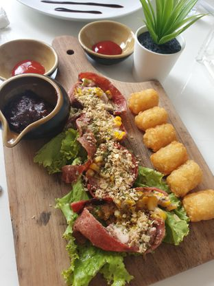Foto 1 - Makanan di Fukudon Coffee N Eatery oleh seeblings consum