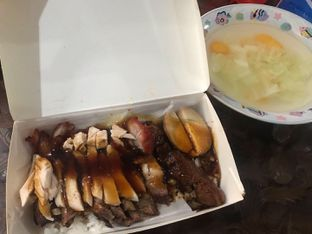 Foto review Mie Ayam Abadi oleh @eatfoodtravel  1