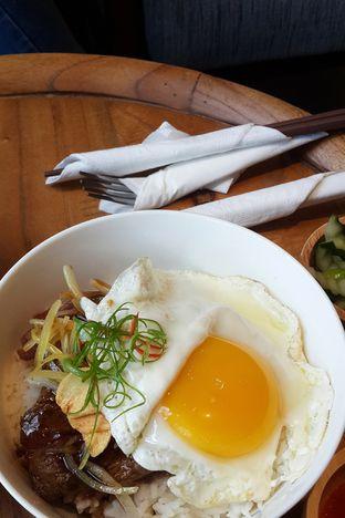 Foto 5 - Makanan(Beef stamina bowl) di Native Coffee Tribe oleh Claudia @claudisfoodjournal