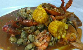 Perang Kerang - Barbarian Seafood House Restaurant