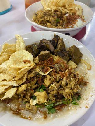 Foto review Bubur Ayam Alfa Meruya oleh inggie @makandll 2