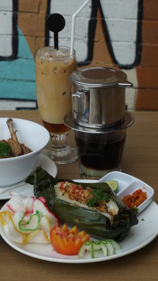 Foto review String Coffee and Eatery oleh Theodora  1