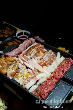 Foto 6 - Makanan di Gubhida Korean BBQ oleh Shella Anastasia