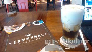 Foto 3 - Makanan(Ice caramel machiatto) di Communal Coffee & Eatery oleh Prita Hayuning Dias