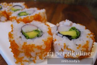 Foto review Umaku Sushi oleh Anisa Adya 1