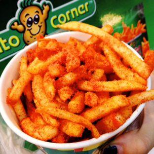 Foto review Potato Corner oleh Yovita Ananto 1