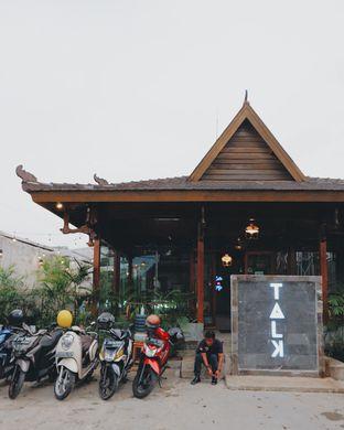 Foto review Talk Kopi oleh Della Ayu 2