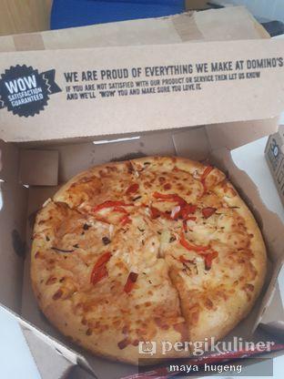 Foto 1 - Makanan di Domino's Pizza oleh maya hugeng