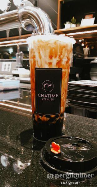 Foto review Chatime Atealier oleh Eka M. Lestari 1