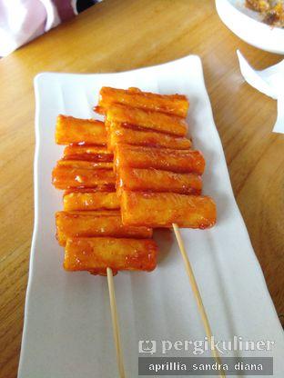Foto 1 - Makanan di Chingu Korean Fan Cafe oleh Diana Sandra