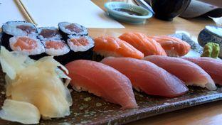 Foto 1 - Makanan(Tuna & Salmon sushi paket) di Sushi Sei oleh Komentator Isenk