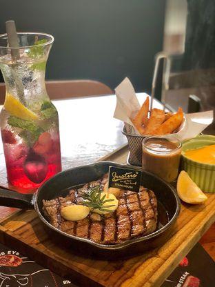 Foto - Makanan(US Black Angus Ribeye) di Justus Steakhouse oleh Fadhlur Rohman
