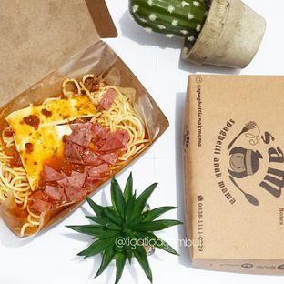 Foto review Spaghetti Anak Mama oleh Steven (IG: @tigatigagembul) 1