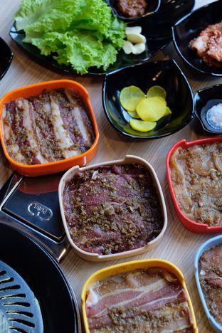 Foto 4 - Makanan di Cha Ra Da Korean BBQ oleh Stefanus Hendra