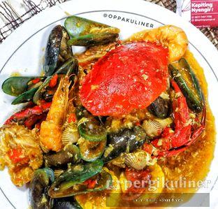 Foto - Makanan di Kantin Seafood Nyengir oleh Oppa Kuliner (@oppakuliner)
