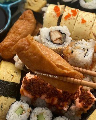 Foto 10 - Makanan di Genki Sushi oleh Levina JV (IG : @levina_eat & @levinajv)