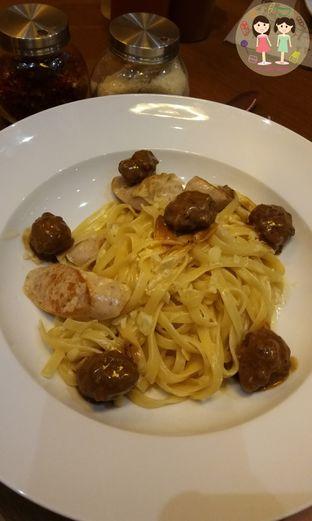 Foto 4 - Makanan(Blackpepper meatball pasta) di Pancious oleh Jenny (@cici.adek.kuliner)