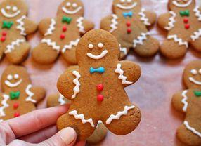 Kenapa Kue Jahe Sangat Identik dengan Kue Natal?