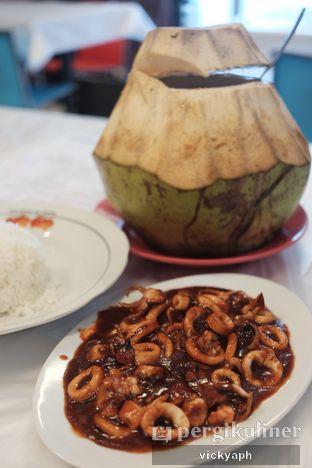 Foto - Makanan(Cumi asam manis) di Kepiting Cak Gundul 1992 oleh Vicky @vickyaph