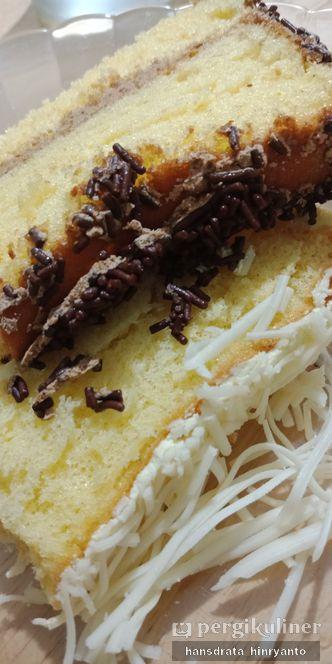 Foto Makanan di Sponji Traditional Spongecake