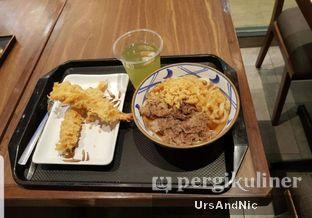 Foto 1 - Makanan di Marugame Udon oleh UrsAndNic