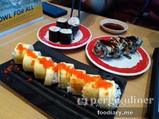 Foto review Genki Sushi oleh @foodiaryme | Khey & Farhan 2