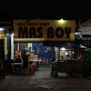 Foto 1 - Eksterior di Mie Baso Urat Mas Boy oleh Eaters Bdg