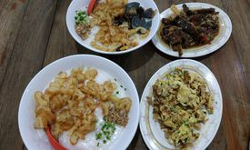 Cafe 55 Bubur Tio Ciu Surabaya