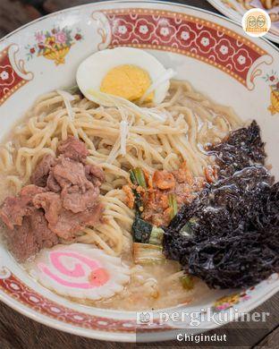 Foto 1 - Makanan(Shabu-shabu Ramen Sapi Kuah Miso) di Japan Ramen Nihon Maru oleh Chigindut Youtuber
