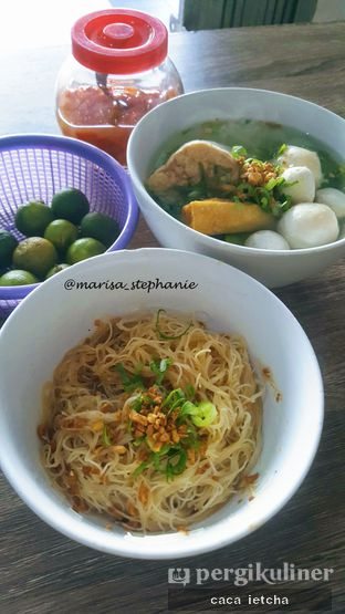 Foto 2 - Makanan di Ahan Bakso Ikan Telur Asin oleh Marisa @marisa_stephanie