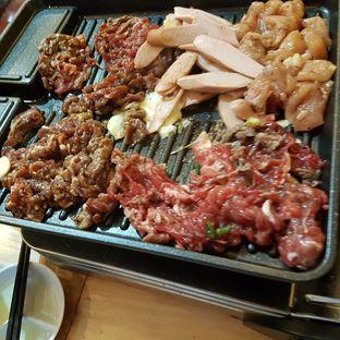 Foto 2 - Makanan di Gubhida Korean BBQ oleh violetta