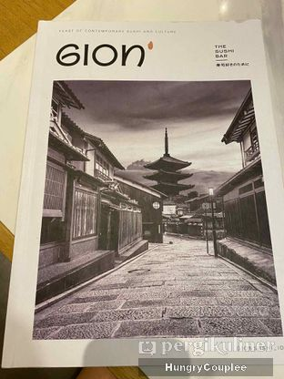 Foto review Gion The Sushi Bar oleh Hungry Couplee 8