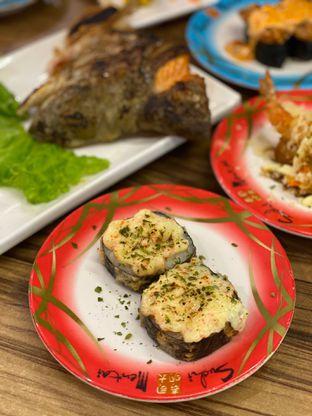 Foto 3 - Makanan di Sushi Mentai oleh Jeljel