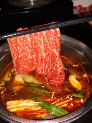 Foto 1 - Makanan di Shabu Ghin oleh Mouthgasm.jkt