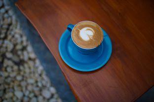 Foto 3 - Makanan(Hot Cappuccino) di Kanay Coffee & Culture oleh Fadhlur Rohman