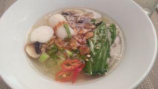 Foto review Palm Cafe and Terrace - Aryaduta Lippo Village Hotel oleh Review Dika & Opik (@go2dika) 10