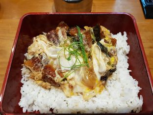 Foto 3 - Makanan di Sushi Tei oleh Amrinayu