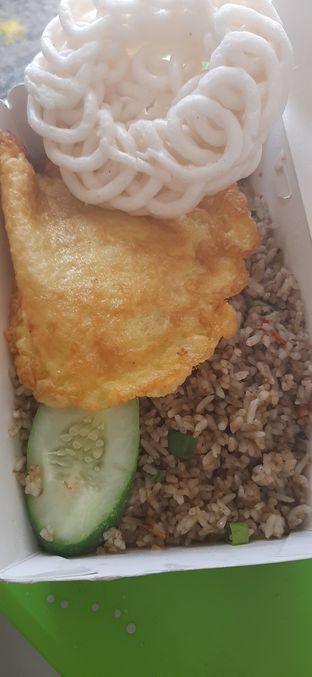 Foto 1 - Makanan di Nasi Goreng Mafia oleh chandra dwiprastio
