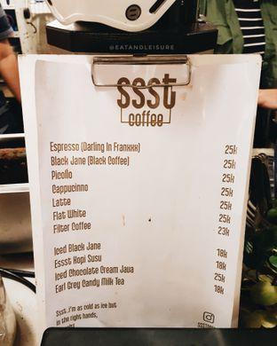 Foto 8 - Menu di Ssst Coffee oleh Eat and Leisure