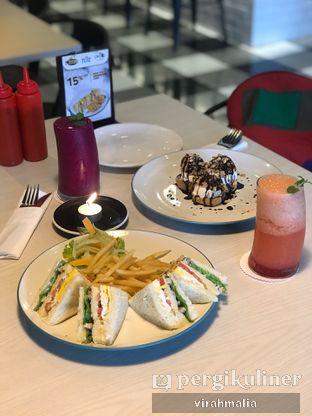 Foto 1 - Makanan di Omaha Coffee & Eatery oleh Delavira