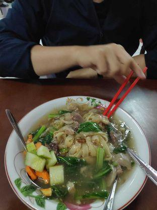 Foto 1 - Makanan(Kwetiaw Siram Sapi) di Kwetiau Sapi Agap 88 oleh Lulu Lusiana
