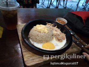 Foto 1 - Makanan di Nasgor Hotplate Duk Aduk oleh IqlimaHagurai07
