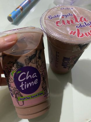 Foto review Chatime oleh Maria Marcella 1