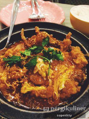 Foto 1 - Makanan(Singaporean chilli crab with beehoon) di Ka Soh oleh @supeririy